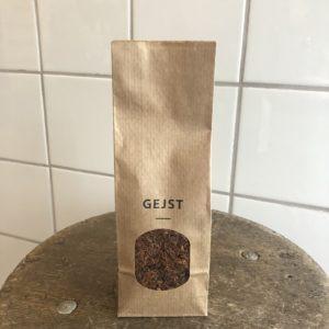 Rød the med kakaoblanding