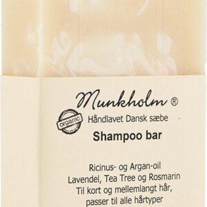 Shampoo bar – Håndlavet økologisk dansk sæbe