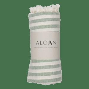 Algan – Kavun hamamhåndklæde, Oliven