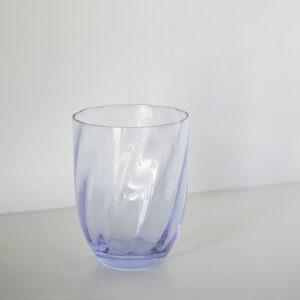 Glas – Lilla Swirl – Anna Von Lipa