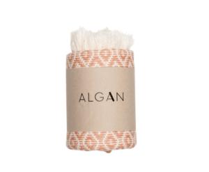 Sumak håndklæde lyserød