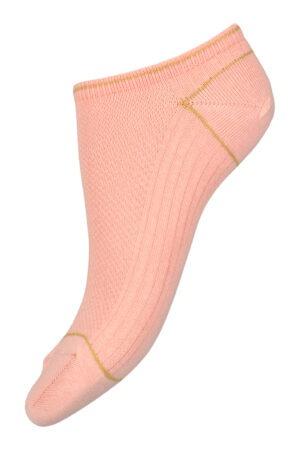 Mp Denmark sneaker socks coral