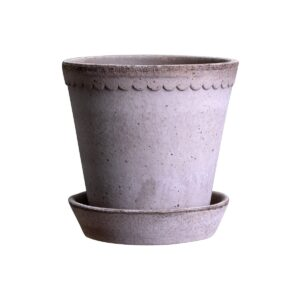 Bergs potter, Helena, grey