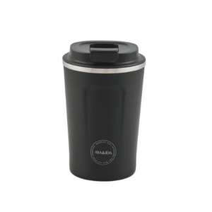 Aya&ida CUP2GO matte black 380 ml