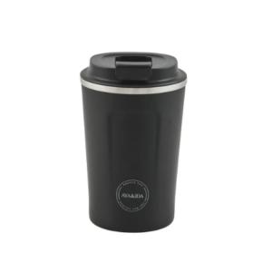 AYA&IDA – CUP2GO – Matte Black – 380 ml