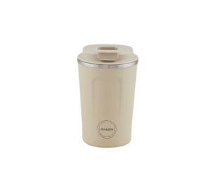 Aya&ida CUP2GO cream beige 380 ml