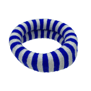 Ea blå elastik