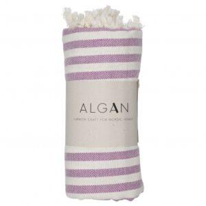 Hamamhåndklæde lilla
