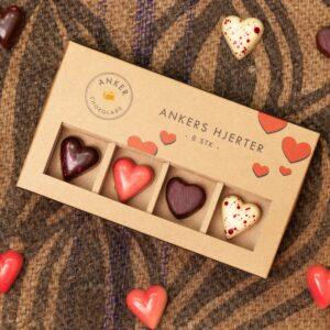 anker chokoladehjerter