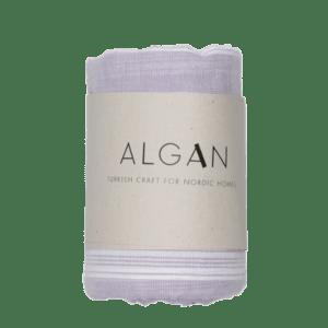 Algan – Sade hamamhåndklæde – Lavendel