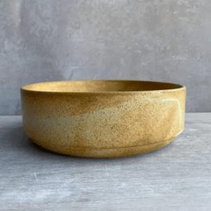 Julie Damhus keramikskål brown