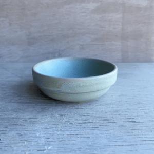 Julie Damhus keramikskål mint