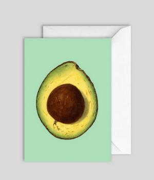 avocado kort