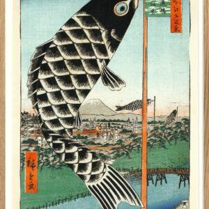Japansk kunstprint