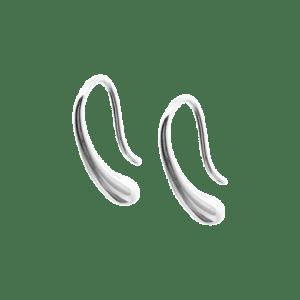 Øreringe – Daisy – i sølv – fra By Stær