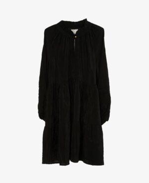 Ines noir kjole Sissel Edelbo