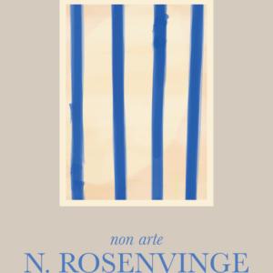 Blurry – plakat 50 x 70 cm – Nynne Rosenvinge